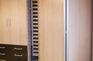 Шкаф-кровать складная