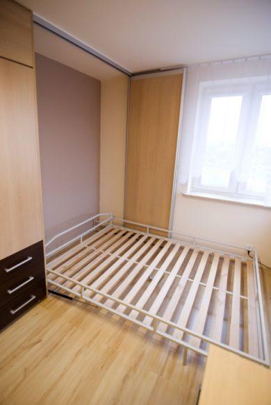 Проект шафи з ліжком